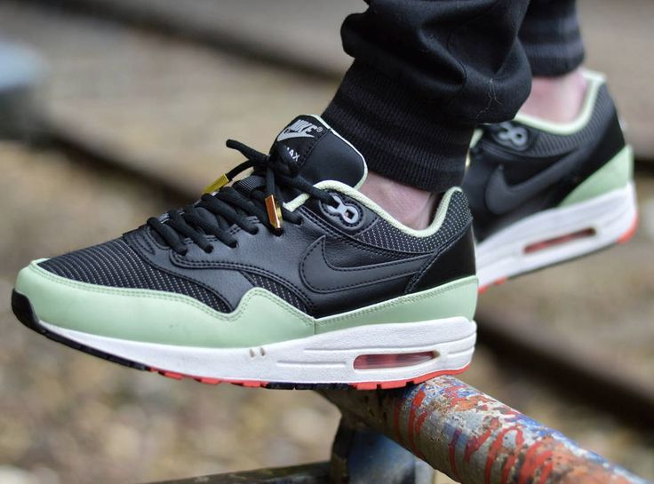 air max 1 prm cool grey/black pine vlt white Nike