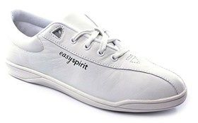 Easy Spirit Ap10 Women 2a Round Toe Leather White Toning Shoes.
