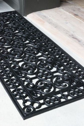 £24 Decorative Filigran Doormat - Large