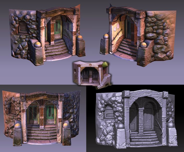 Entrance tile by ~sittingducky on deviantART
