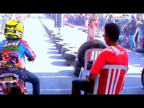 GAS POLL !!! GEMPURAN Joki Joki NINJA Nyali SUPER Motor Drag Bike