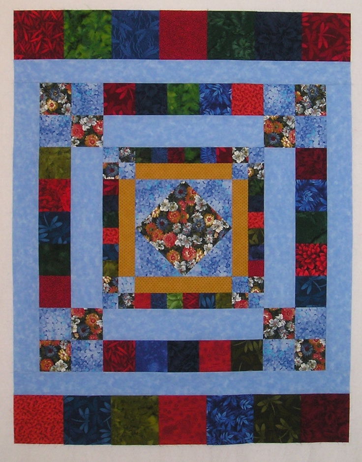 2010 New Years Day Mystery Quilt from Merry Mayhem, it is complete now  http://www.planetpatchwork.com