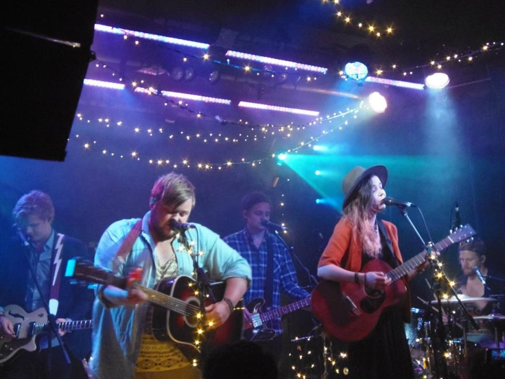 Iceland's very own Of Monsters and Men wowed a sold-out crowd at Sydney's Oxford Art Factory.