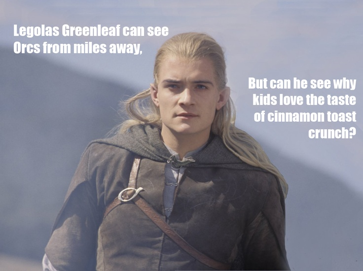 #legolas #lotr Lord of the Rings #Funny | Geeky Stuff ...