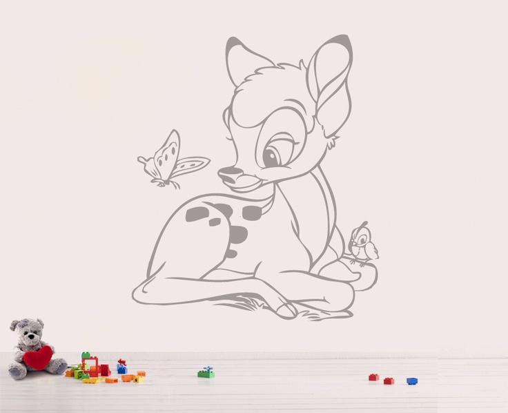 The 25+ best Bambi nursery ideas on Pinterest