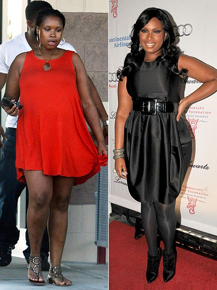 Jennifer Hudson No Longer the Face of Weight Watchers