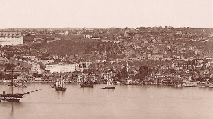 Nefis bir Beşiktaş fotosu, 1880 ler