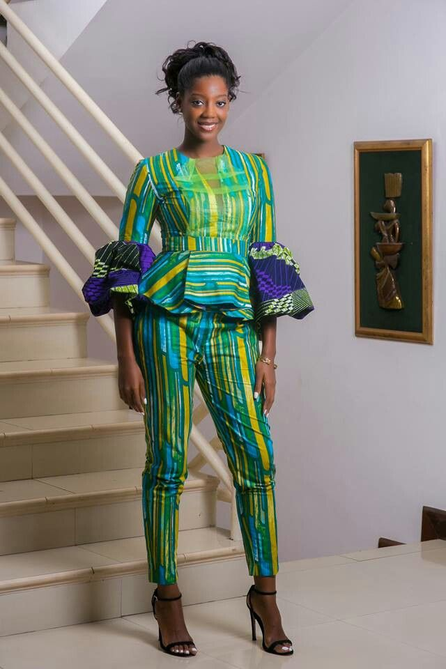 a5f6b481397 African wear fashion