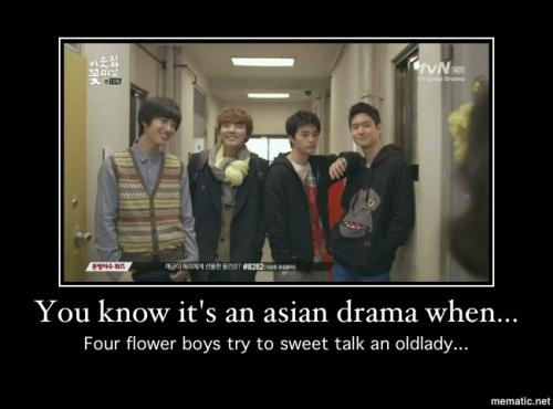 Flower boy next door! Haven't gotten to this part yet, but it looks like it'll be interesting!