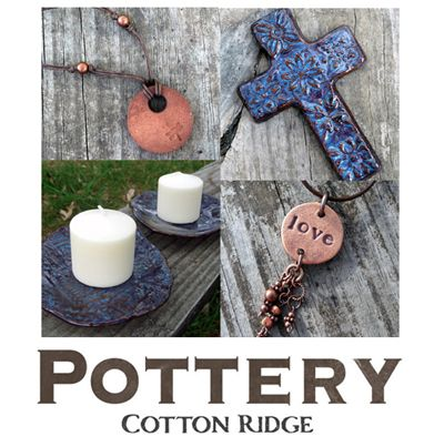 Cotton Ridge Pottery Jewelry Giveaway ends 12/3