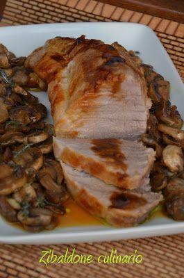 """Oggi vi propongo un ottimo arrosto, si prepara velocemente e con pochi gesti farete un piatto da """"porca figura"""".    Il filetto di maiale..."""