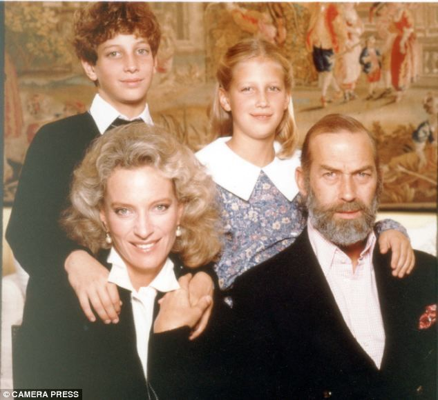 90 Best Images About Lord Frederick Windsor And Family On