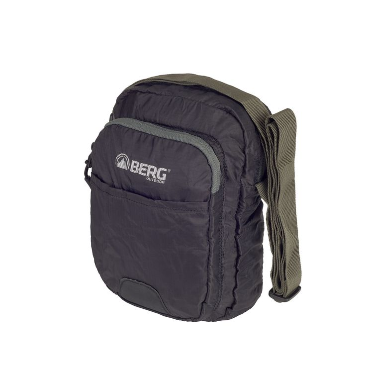 This foldable pouch is perfect to take on your travels or walks around town when you need some extra space.
