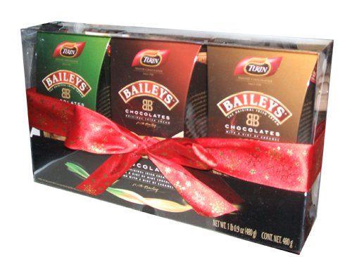Baileys Irish Cream Liquor Filled Chocolates Christmas