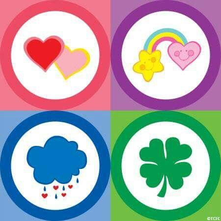 Pin By Care Bears World On Care Bear Tummy Symbols