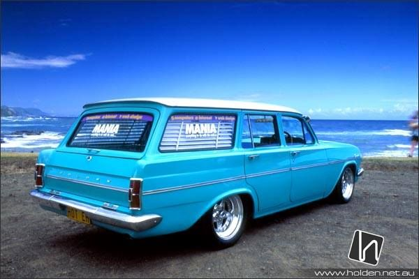 1964 - EH HOLDEN STATION WAGON Maintenance/restoration of old/vintage vehicles: the material for new cogs/casters/gears/pads could be cast polyamide which I (Cast polyamide) can produce. My contact: tatjana.alic@windowslive.com