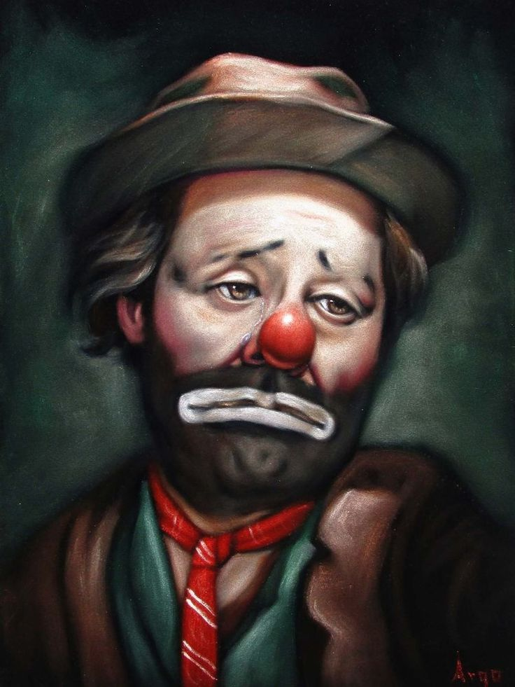 How To Paint A Face Sloppy Paintimgs