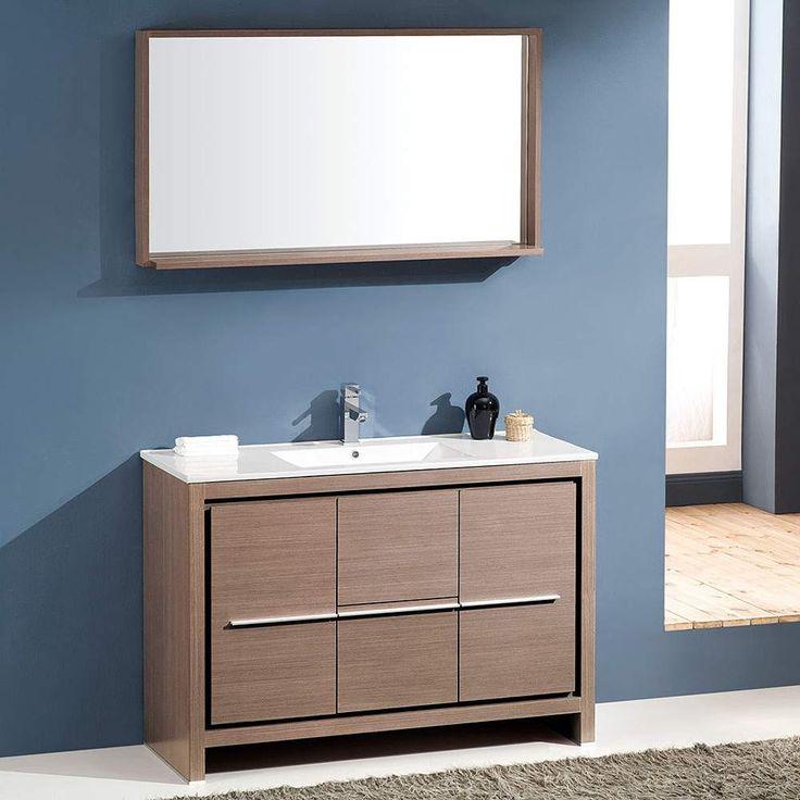 Modern bathroom mirror with storage hazards identification and risk assessment ppt