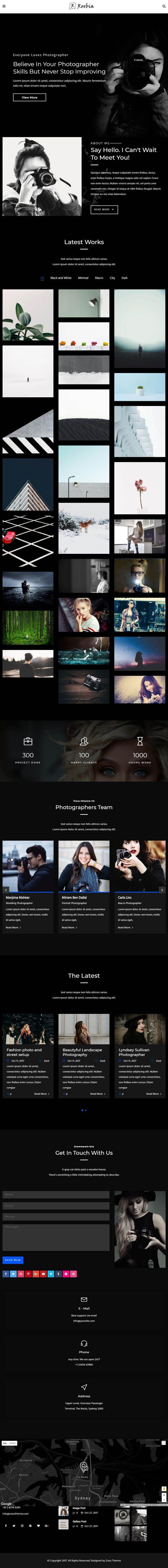2482 best WordPress Themes images on Pinterest