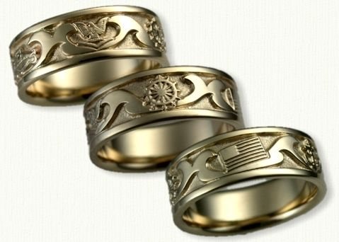 military wedding rings 99 best jewelry images on 5898