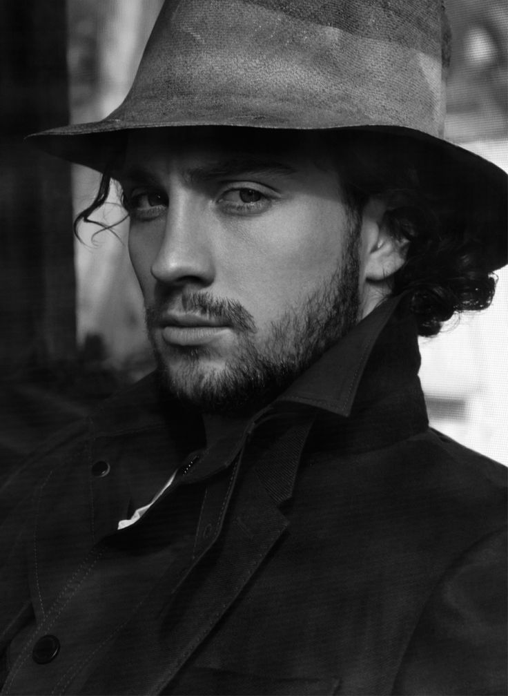 'Avengers' Star Aaron Taylor Johnson Gets His Closeup for At Large Shoot