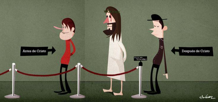 ¿Antes o después de Cristo?   franciscojaviertostado.com
