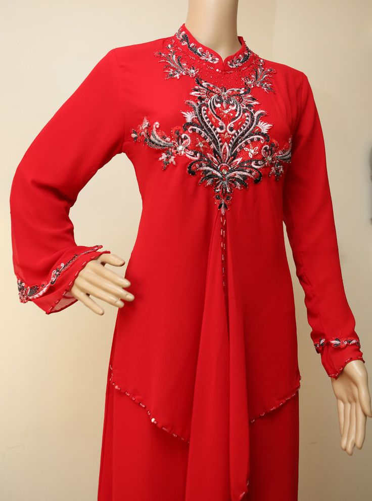 Abaya Burqa long length Modest Dress Jilbab Burquas long #Burquas