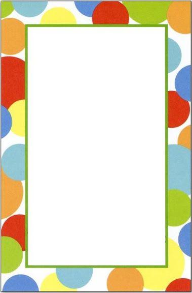 CORNICE A PALLINI Scrapbook frames, Printable frames