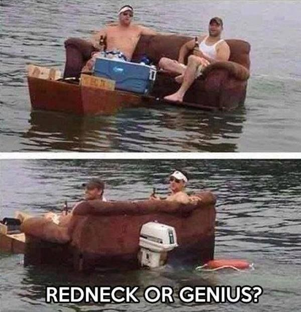 26 Redneck Inventions That Will Almost Make You Consider Them Human