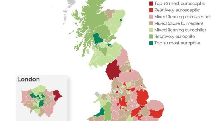 Le référendum oppose la province anglaise à Londres et l'Écosse – EurActiv.fr