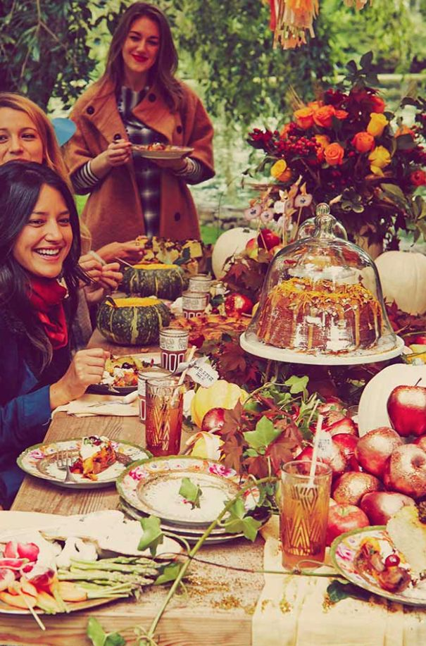 Fall baby shower inspiration