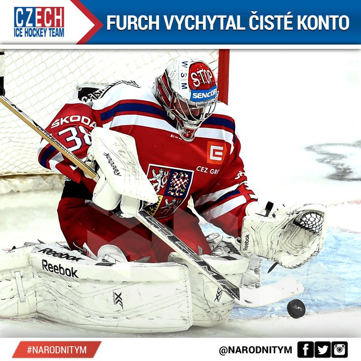 Dominik Furch  Goalie CZE Team 2015  https://www.facebook.com/narodnitym/photos/a.294343030740917.1073741828.292813624227191/518994974942387/?type=3