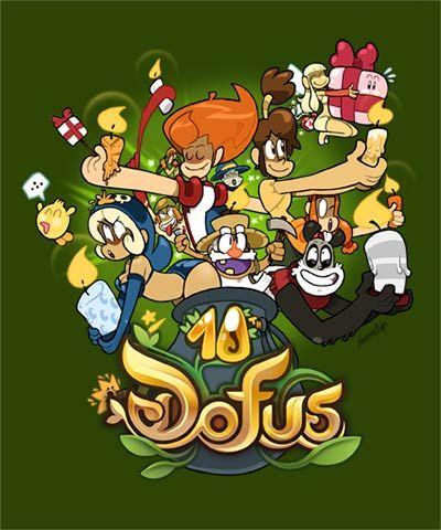 Bon anniversaire ! Dofus fête ses 10 ans - Le célèbre jeu en ligne Dofus fête ses 10 ans en ce mois de septembre. Ankama organise pour l'occasion une tournée de dédicaces dans des Fnac aux quatre coins de la France ainsi qu'un grand jeu...