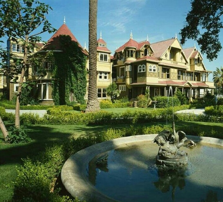 114 Best Images About Winchester Mansion On Pinterest