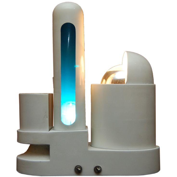GAE AULENTI ; RIMORCHIATORE TABLE LAMP