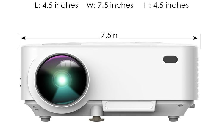 Win one of six DB Power T21 portable projectors [US]