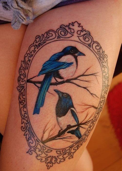 95 Bird Tattoos for Women and Girls (86)