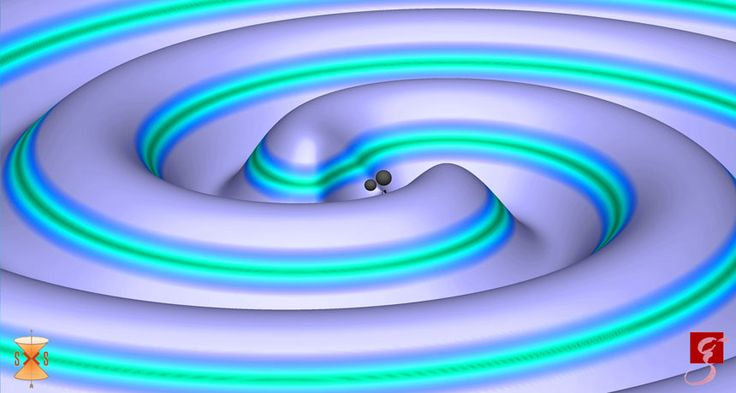 WAVE HELLO  Gravitational waves have been traced closer to their origins than ever before. Emitted when two black holes spiraled inward and crashed together (simulation shown), the ripples were detected by the LIGO and Virgo detectors on August 14. ~~ S. Ossokine, A. Buonanno. T. Dietrich/Max Planck Institute for Gravitational Physics, R. Haas/NCSA, Simulating eXtreme Spacetimes project