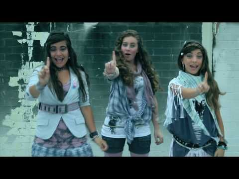 Lisa, Amy & Shelley - Fout Ventje - Officiële videoclip - YouTube