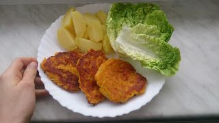 Eat With Camilla: Bezlepkové dýňové placky / Glutenfree pumpkin flats