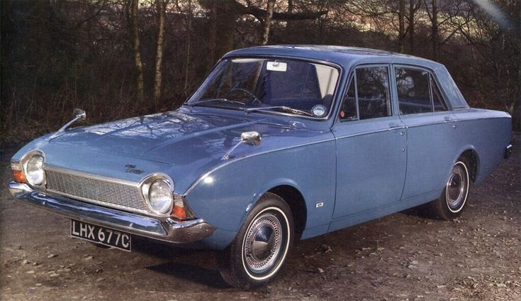 Ford Corsair. Classic Ford magazine, 2006
