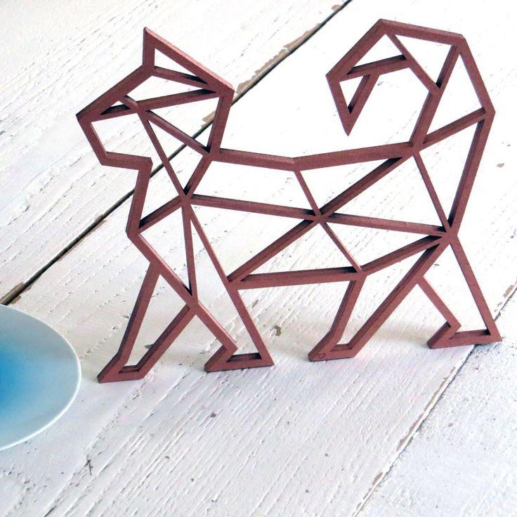 ber ideen zu origami katze auf pinterest. Black Bedroom Furniture Sets. Home Design Ideas
