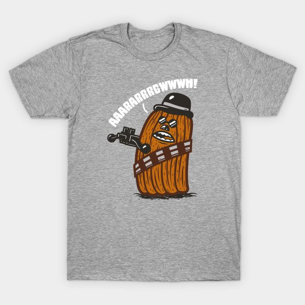 Cousin Wookie T-Shirt - Chewbacca T-Shirt is $14 today at TeePublic!