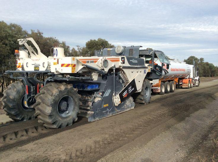 GRT Corporate video Road Stabilization Asphalt