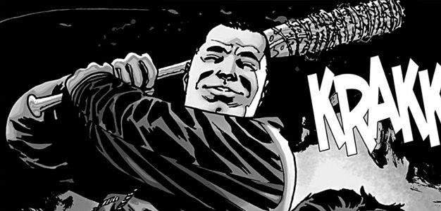 TWD: O que você precisa saber sobre Negan? - Conheça Lucille, o taco de beisebol do vilão!
