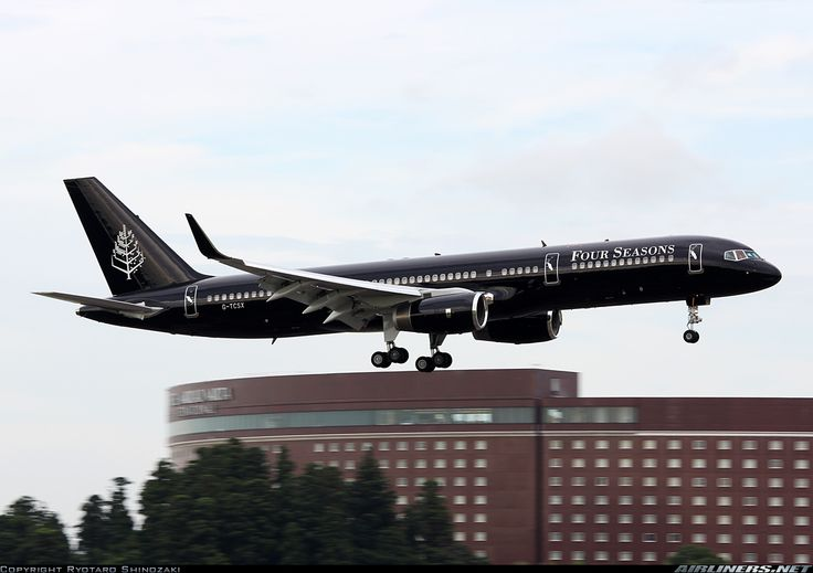 Boeing 757-2K2..