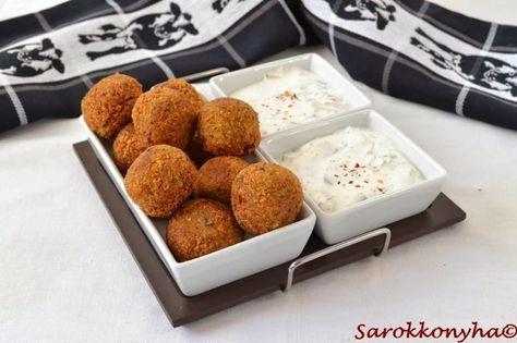 Volt valamikor egy arab barátom, nagyon finoman készítette a zöldségsalátát. Sajnos a falafel receptet nem kértem el tőle, akkor még nem ...