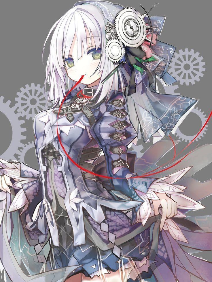 Image Result For Steampunk Anime Art Anime Anime Artwork Anime