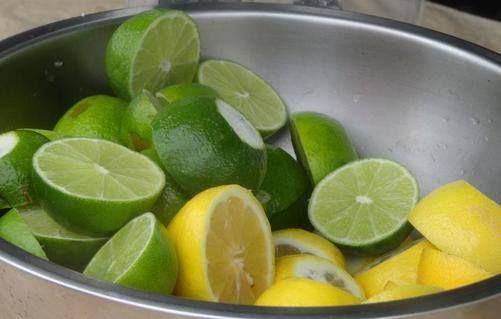 Lemon and Slime