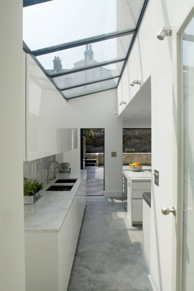 25 best ideas about skylights on pinterest natural light beach style skylights and attic ideas - Skylight house plans natural light ...